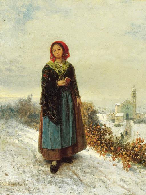 Angelo Trezzini (1827-1904)