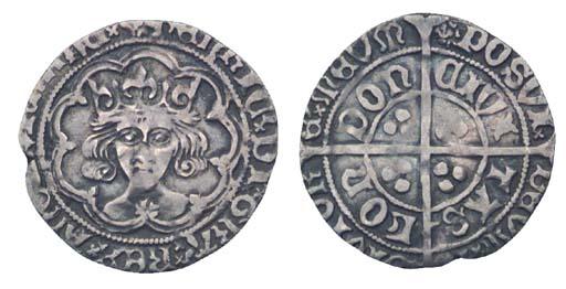 Henry VII, Groat, 2.63g., clas
