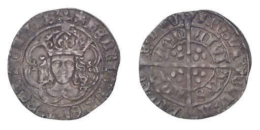 Henry VII, Groat, 3.16g., clas