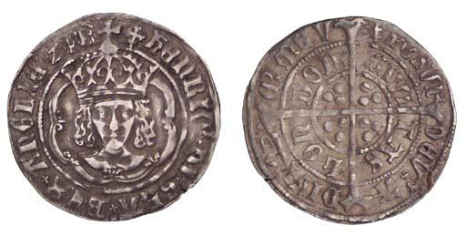 Henry VII, Groat, 3.11g., clas