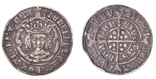 Henry VII, Groat, 2.91g., clas