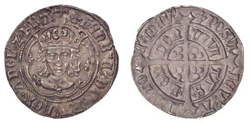 Henry VII, Groat, 2.96g., clas