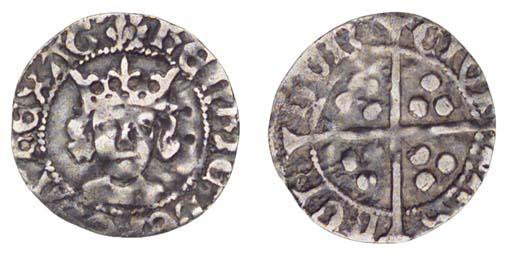 Henry VII, Penny, 0.65g., full