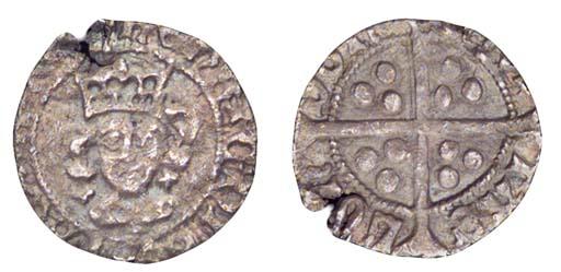 Henry VII, Penny, 0.68g., full