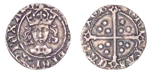 Henry VII, Penny, 0.75g., full