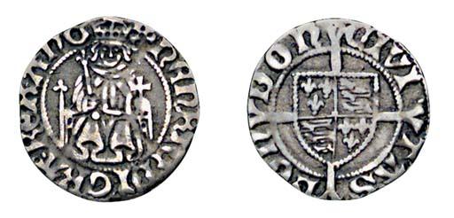 Henry VII, Penny, 0.78g., sove