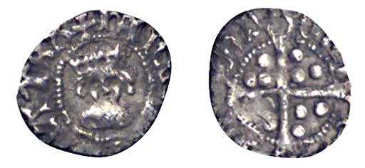 Henry VII, Farthing, 0.20g., L