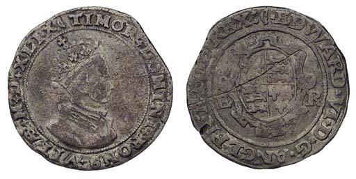 Edward VI, Shilling, 4.86g., s