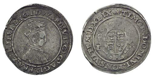 Edward VI, Shilling, 4.85g., s