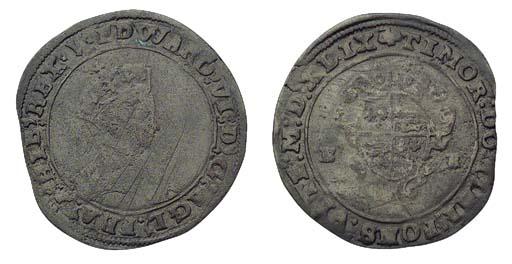 Edward VI, Shilling, 4.60g., s