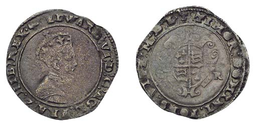 Edward VI, Shilling, 4.73g., s