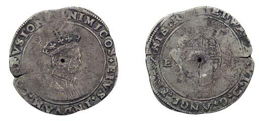 Edward VI, Shilling, 4.67g., s