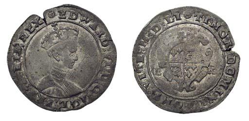 Edward VI, Shilling, 5.13g., t