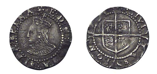 Elizabeth I, Penny, third issu