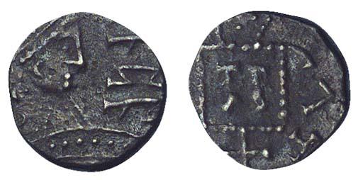 Early Anglo-Saxon Period, silv