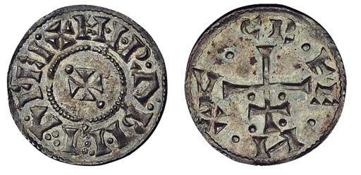 Viking Coinage of York, Cnut a