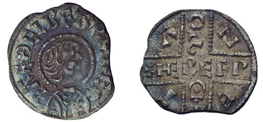 Aethelberht (858-865/6), Penny