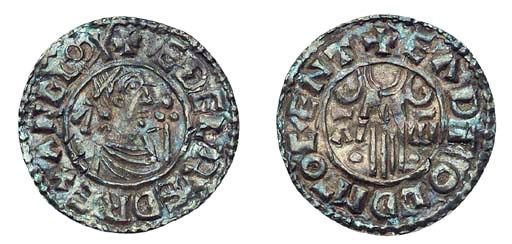Aethelred II, Penny, Second Ha