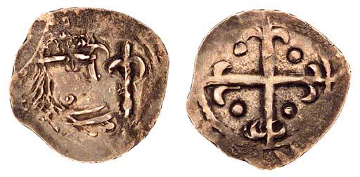 David I (1124-53), Penny, peri