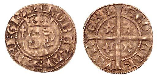 Robert the Bruce (1306-29), Pe