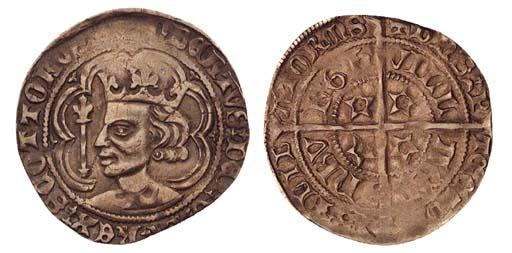 Robert II (1371-90), Groat, Ed