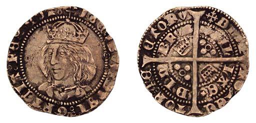 James III (1460-88), Groat, Ed
