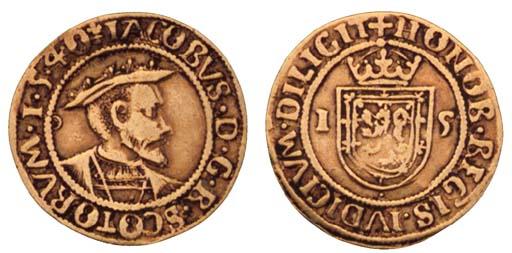 James V (1513-42), Two-thirds
