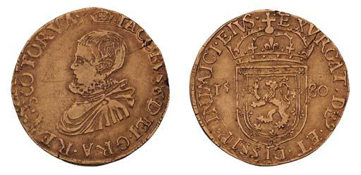 James VI, Ducat or Four-pound