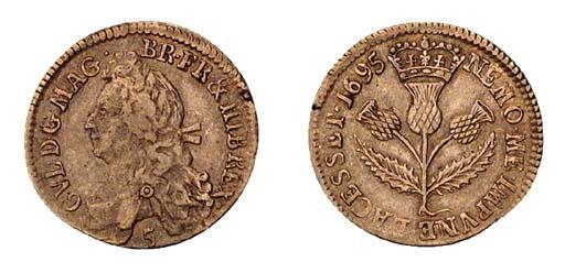 William II (1694-1702), Five-s