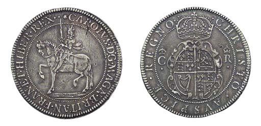 Charles I Briot's Crown, 1631-
