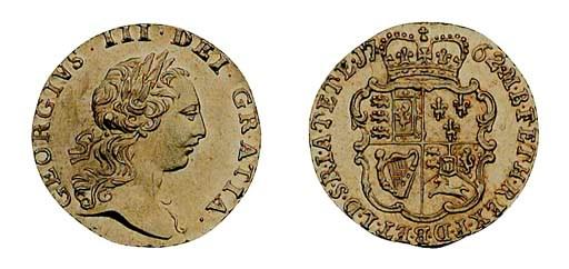 George III (1760-1820), Quarte