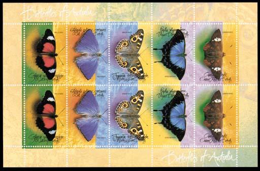 unmounted mint  1998 (Sept.) B