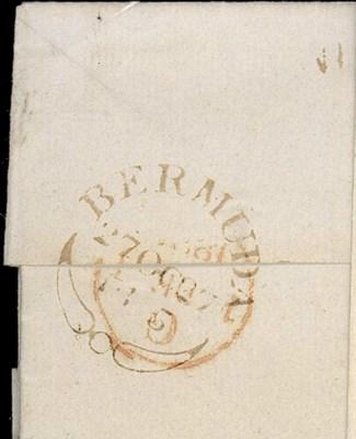 cover 1835 (27 Oct.) entire le