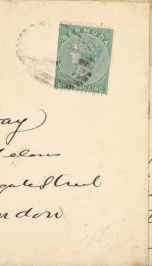 cover 1873 (20 Sept.) envelope
