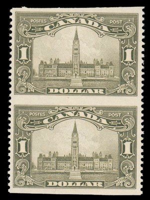 unmounted mint  1928-29 1c. to