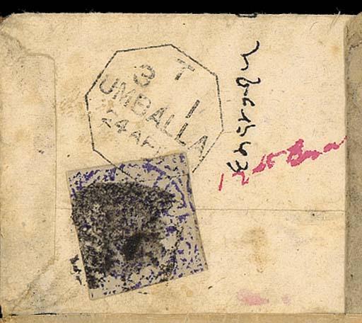 cover Undated envelope (possib