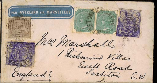 cover 1870 (May) envelope (fau