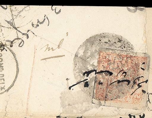 cover 1881 (16 Dec.) envelope
