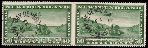 Air Mail used  1931 Air, witho