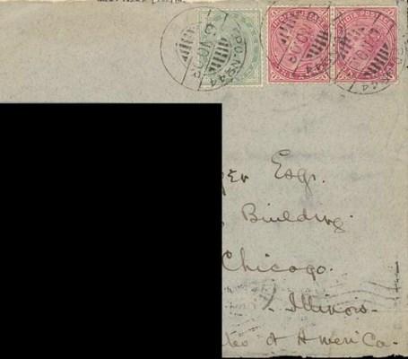 cover 1903 (6 Nov.) envelope t