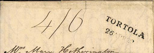 cover 1822 (Apr.) entire lette