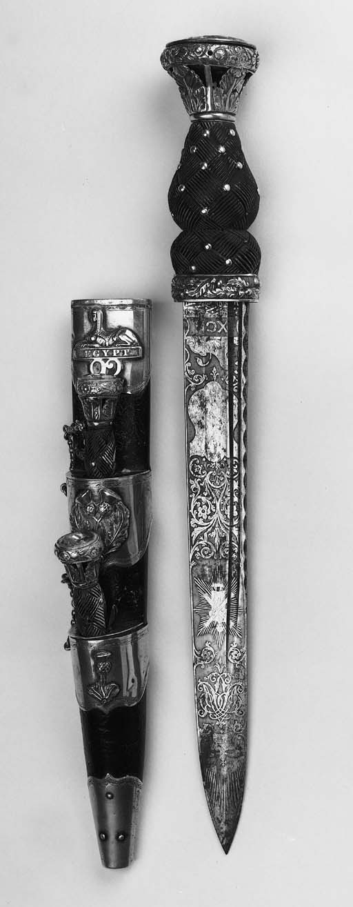 A Victorian Officer's Dirk of