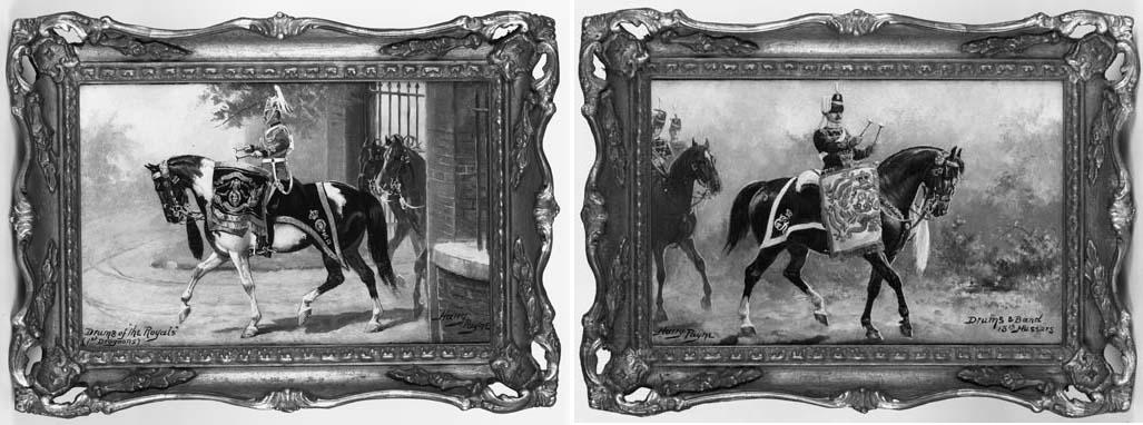 Harry Payne: Drum Horses of th