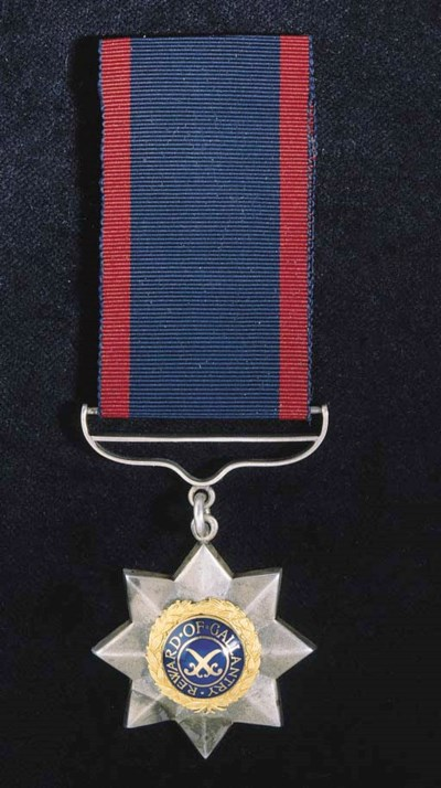 INDIAN ORDER OF MERIT, First C