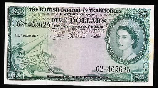 British Caribbean Territories,