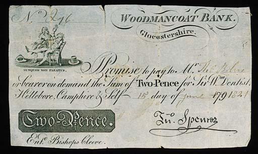Woodmancoat Bank, Gloucestersh