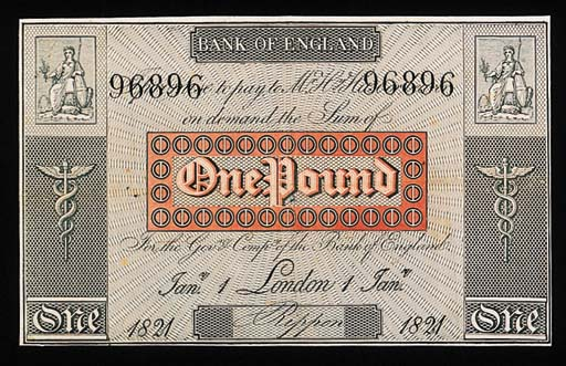 Bank of England, Henry Hase, t