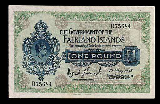 Falkland Islands, Government I
