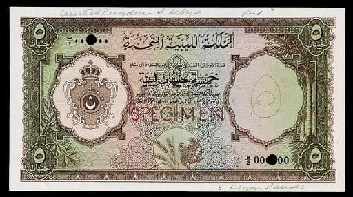 United Kingdom of Libya, a set