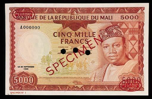 Banque de la République du Mal